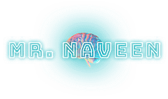 Mr.Naveen's Logo